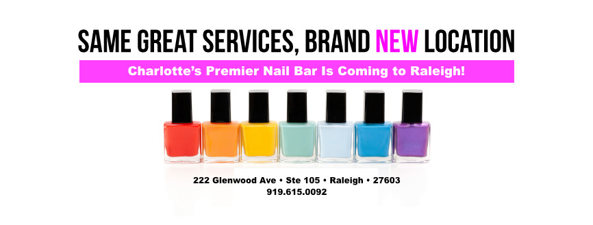 Polished Nail Bar Raleigh