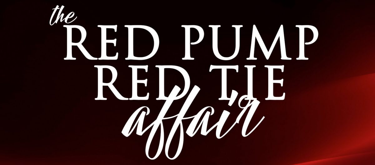 Red Pump Red Tie Affair