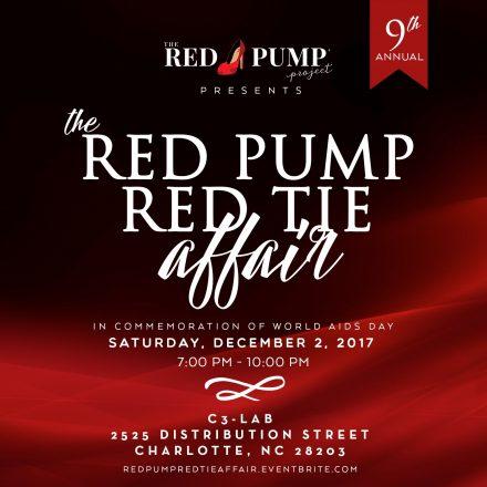 Red Pump/Red Tie Affair