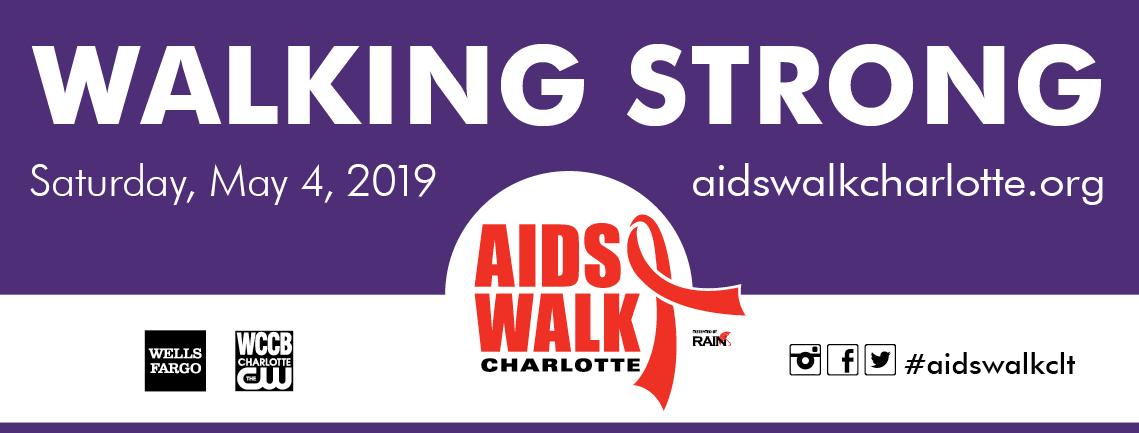 AIDS WALK CHARLOTTE