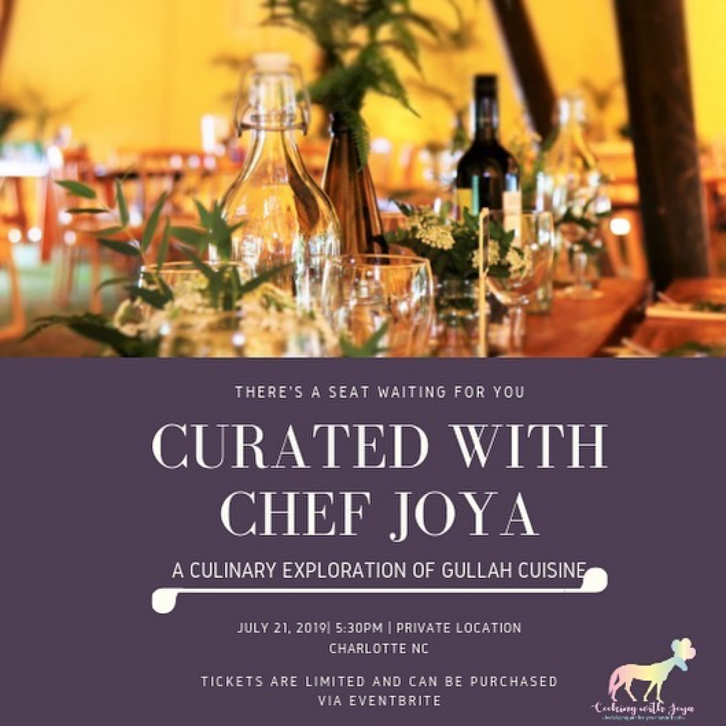 Curated with Chef Joya