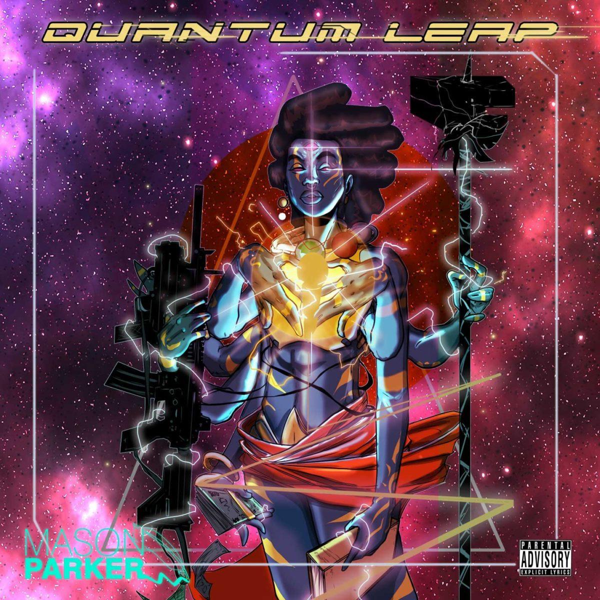 Quantum Leap Cover