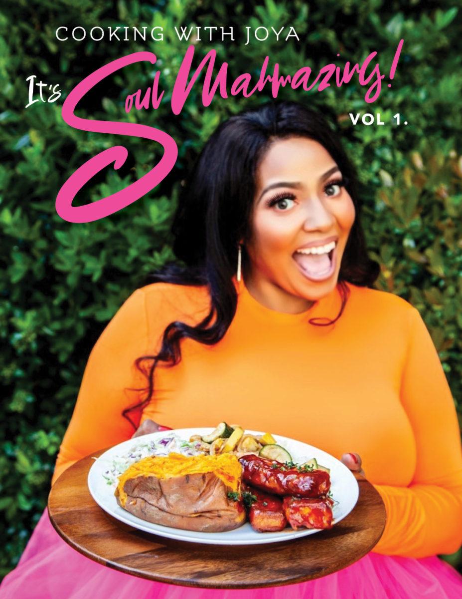 Cooking with Joya Cookbook