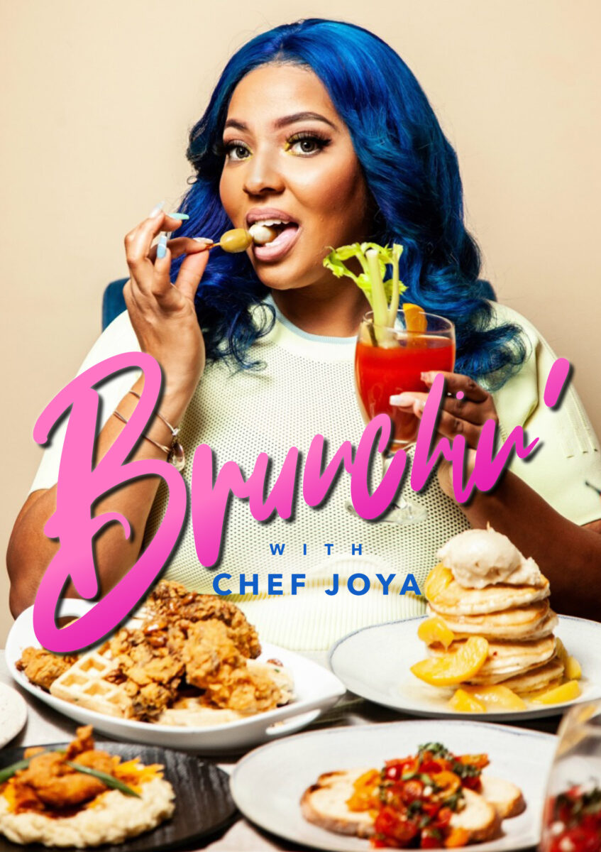Chef Joya Vegan Cookbook
