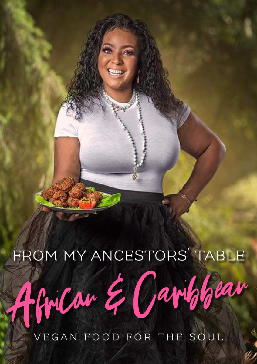 Chef Joya African Cookbook